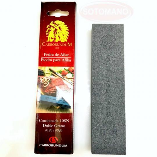 Pedra de afiar Carburundum 108