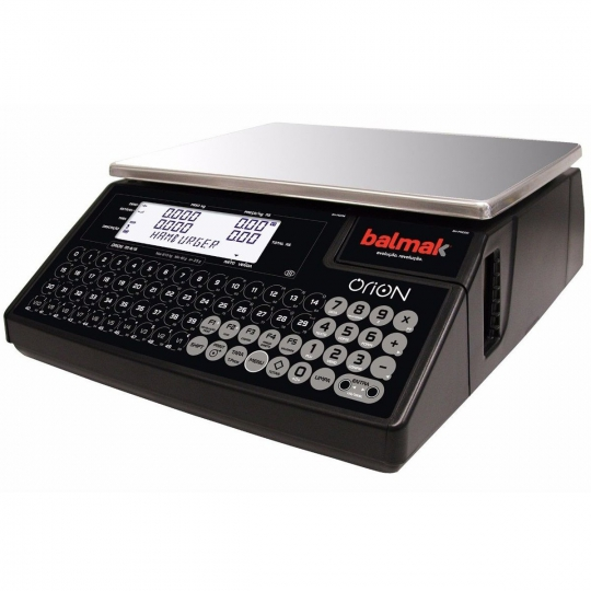 BALANÇA COMPUTADORA 6 | 15KG - ORION 1 - ETHERNET - BALMAK