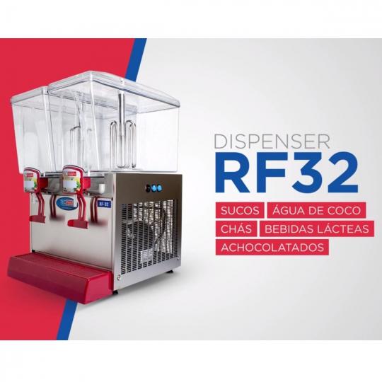 REFRESQUEIRA  2 SABORES 30 L - REUBLY 32 - REUBLY