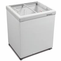 Freezer Horizontal Tampa em Vidro 213 litros HF20S - Metalfrio