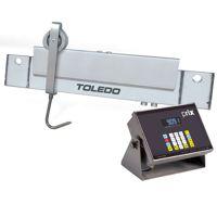 Balança Inox Tendal 400 Kg - Toledo