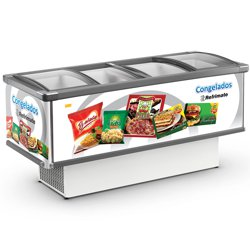 EXPOSITOR ILHA SUPER TOP - 2000 - REFRIMATE