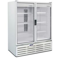 Refrigerador 2 Portas em Vidro 1.186 litros VB99R – Metalfrio