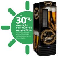Cervejeira Porta Cega com Visor 572 Litros VN50FL - Metalfrio