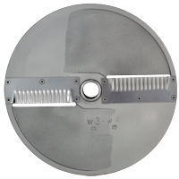 Disco Fatiador Ondulado 4 mm PA 07SE / PA 07LE / PAIE-S-N / PAIE-N - Skymsen