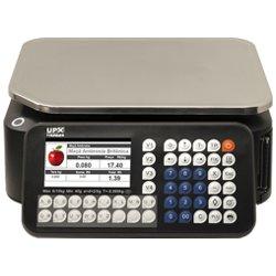 BALANÇA COMPUTADORA - 30KG - SEM COLUNA | USB - ETHERNET CABO - WIFI | THUNDER - UPX
