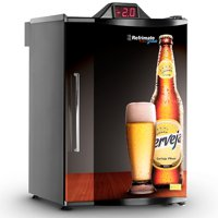 VISA COOLER SLIM HOME BEER - 86L
